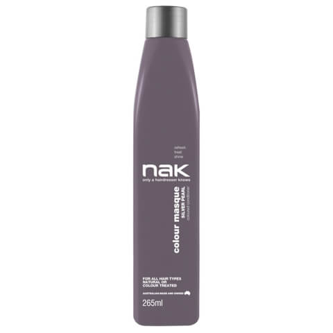 Nak Colour Masque Coloured Conditioner - Silver Pearl 265ml