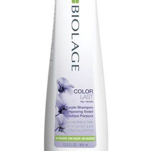 Matrix biolage purple shampoo