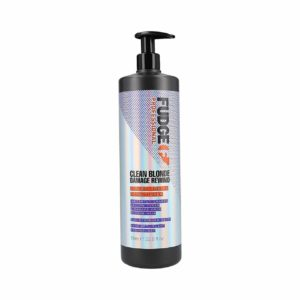 Fudge clean blonde damage rewind conditioner 1 litre