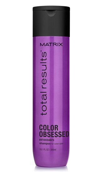 TOTAL RESULTS COLOR OBSESSED SHAMPOO FOR COLOR TREATED HAIR