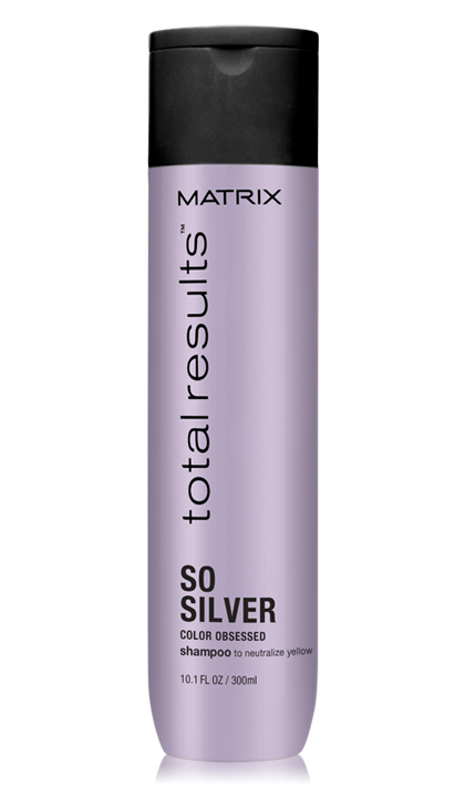 TOTAL RESULT SO SILVER PURPLE SHAMPOO