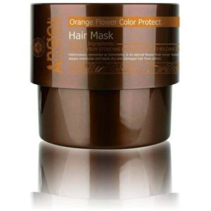 Angel Orange Flower Color Protect Hair Mask 300g